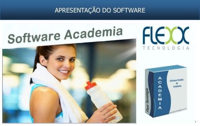 APRESENTAÇÃO DO SOFTWARE  © Secullum Sistemas de Ponto e Acesso.  Secullum Mini Academia.net