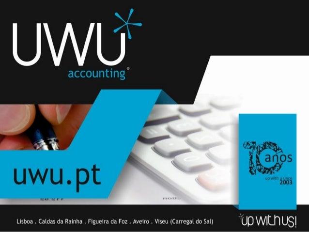UWU Acounting - Apresentação de Serviços