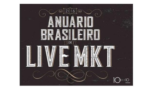 O CARTÃO DE VISITAS DAS AGÊNCIAS BRASILEIRAS. O marketing promocional ou live marketing é uma modalidade multidisciplinar ...