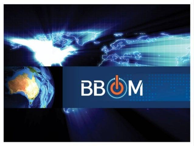 Apresentação Oficial BBOM Junho de 2012