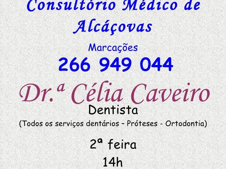 Apresentação consultório médico