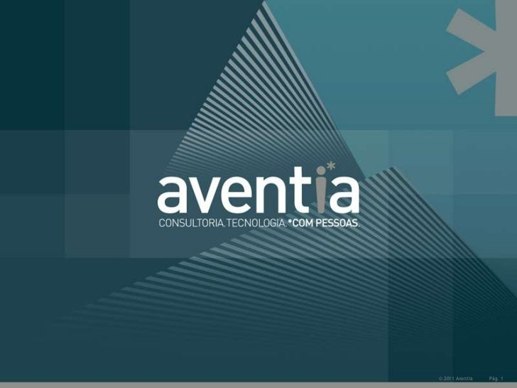 Apresentação corporativa Brasil  - Aventia