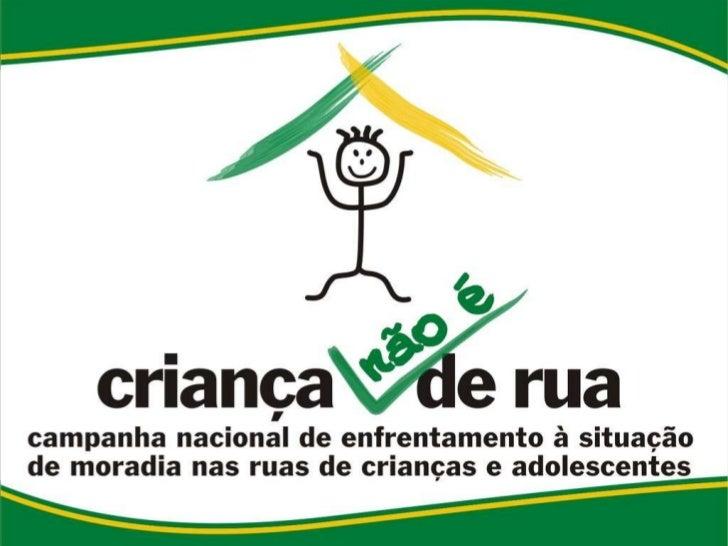 Apresentação da campanha nacional