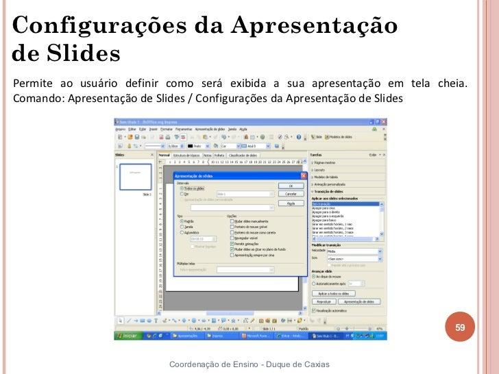 Criar apresentacao de slides online