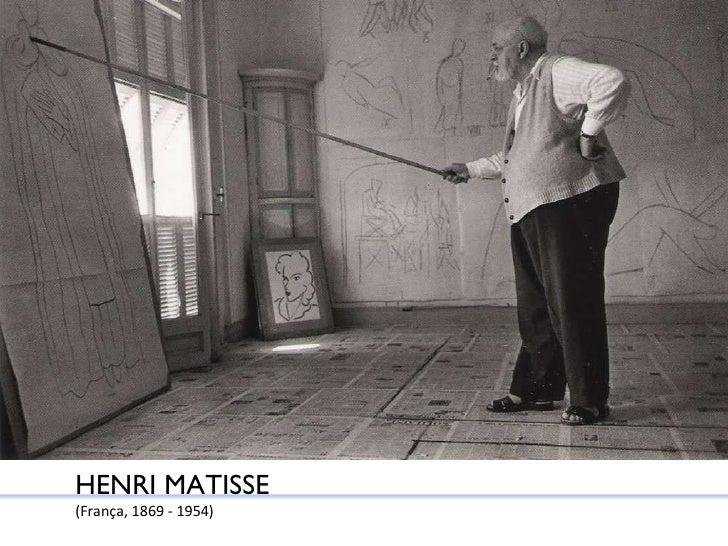 HENRI MATISSE (França, 1869 - 1954)