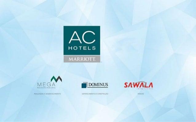 AC Hotels By Morriott na Barra da Tijuca