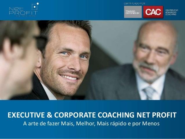 Apresentação do executive coaching   net profit para-psite ok