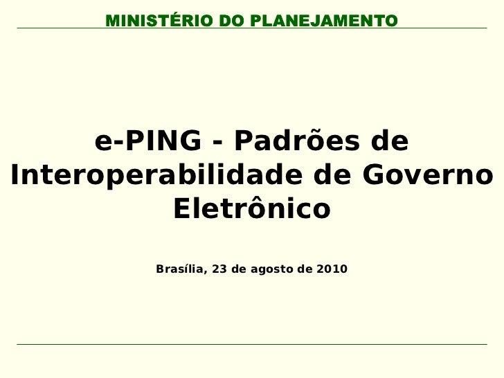 Apresentação e ping-23_08_10