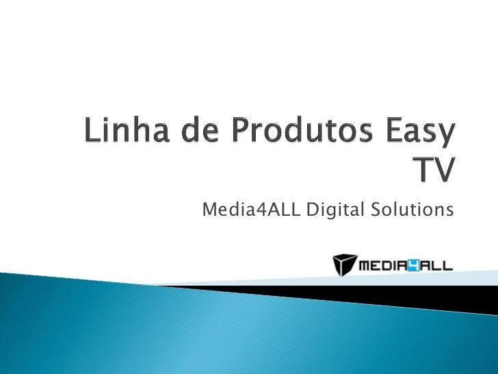 Media4ALL Digital Solutions