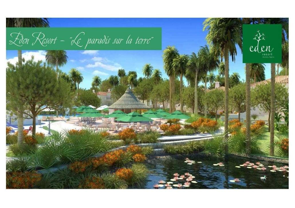 Presentation Eden Resort