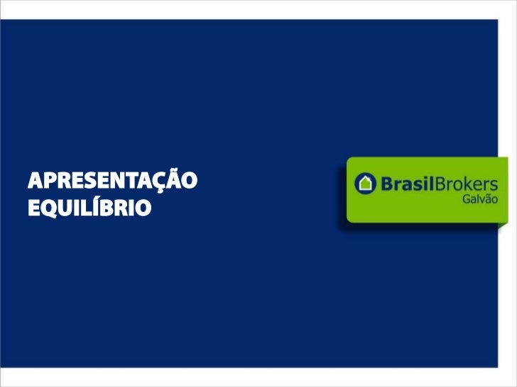 Apresentação equilibrio Lançamento Curitiba