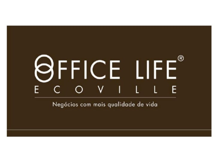 • O lançamento do edifício comercial Office Life,  no bairro Ecoville, traz 171 salas comerciais e  18 lojas, além de dive...
