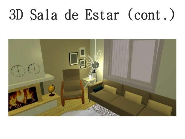 curso de decoracao de interiores leiria:3d sala de estar cont 13 3d sala de estar