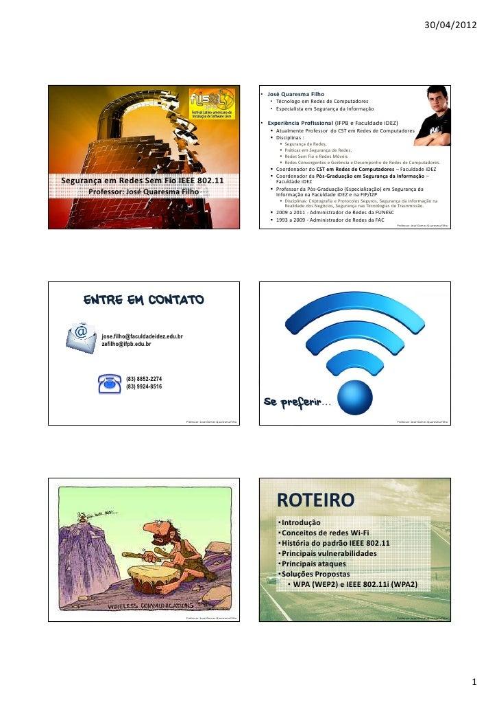 Apresentação flisol2012 prof_joséquaresmafilho