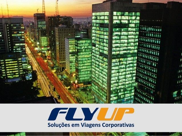 Quem somos A Fly Up Turismo é uma agência especialista em viagens corporativas e organização de eventos. Com um time altam...