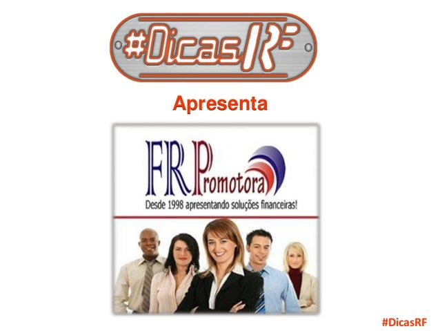 #DicasRF Apresenta
