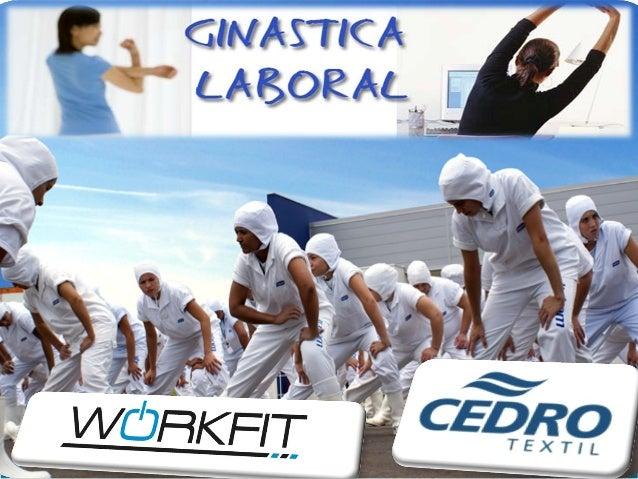 O que é? Conjunto de práticas de exercícios físicos realizados no ambiente de trabalho com finalidade de colocar previamen...