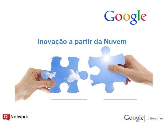 Apresentação Google Apps for Business