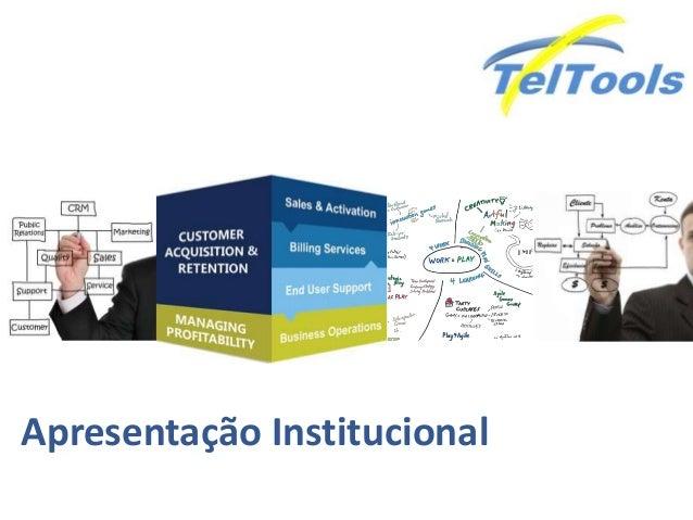 Institucional - Apresentação