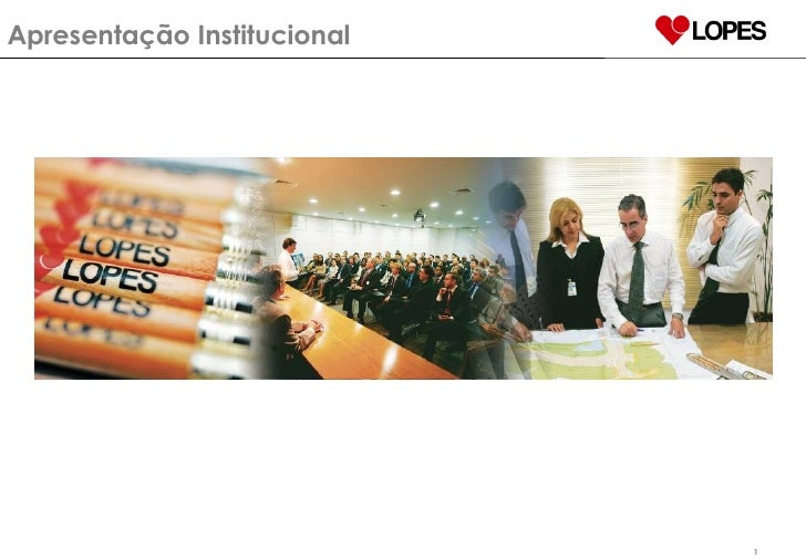 Apresentação Institucional Português