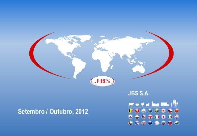 Apresentação jbs set out português 2 t12