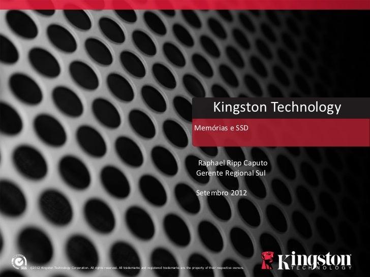 Kingston Technology                                                                                                       ...