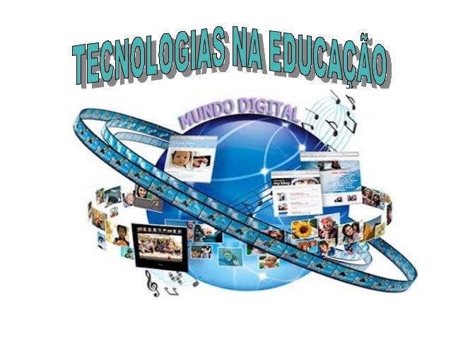 A chegada das tecnologias traz importantes questionamentos quanto sua insersão no mundo educacional: ➔ Como devemos utiliz...