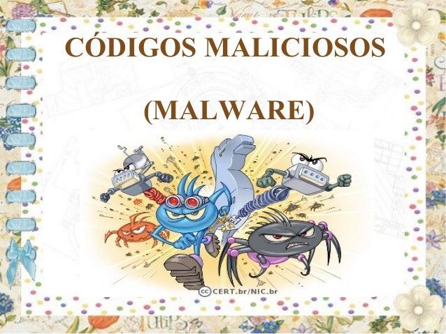 Apresentação malware