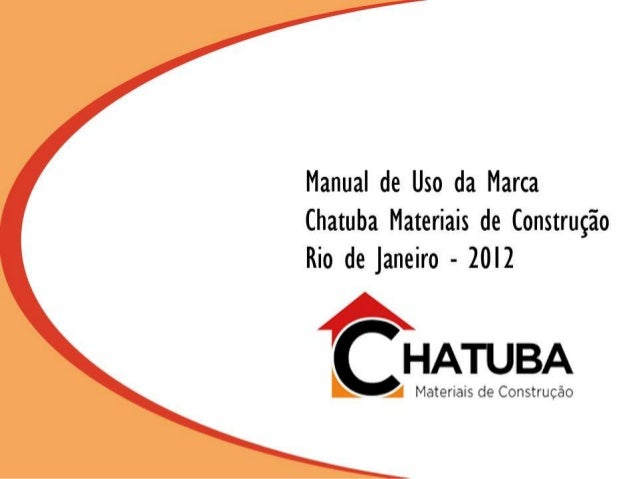 Manual de marca Chatuba