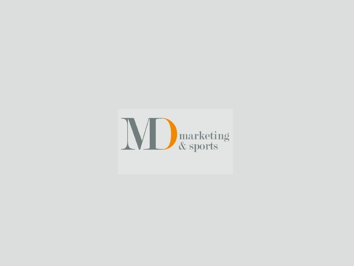 MD Marketing & Sports Consulting