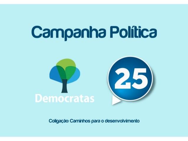 Marketing Politico - Partido DEM