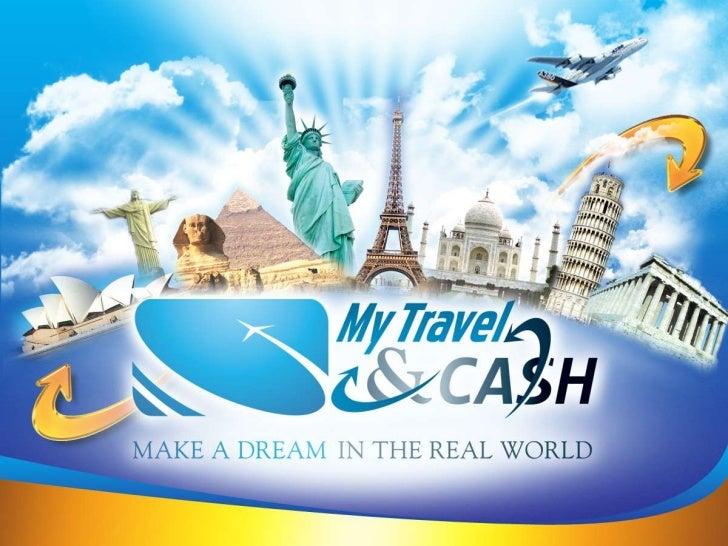 Apresentação My Travel and Cash