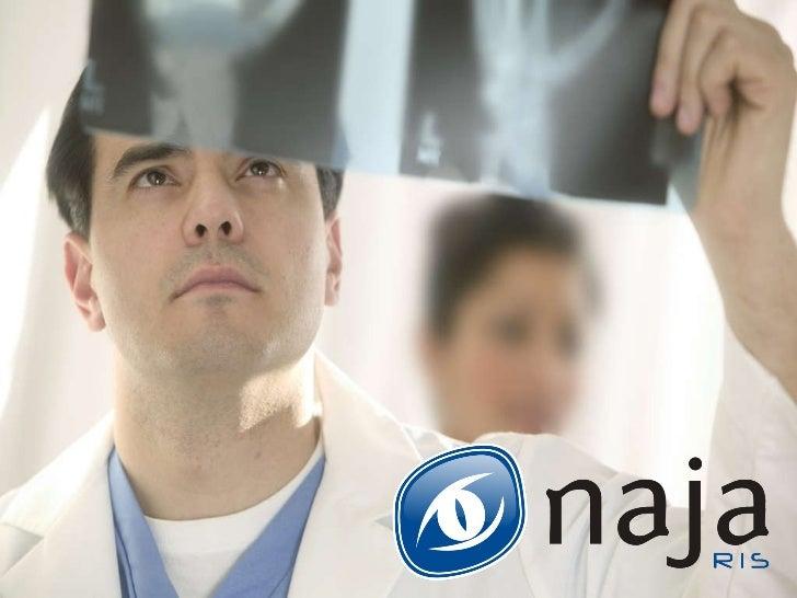 Naja RIS: A melhor imagem para sua clínica