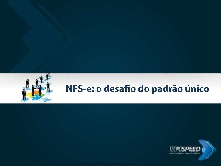 Apresentação NFS-e
