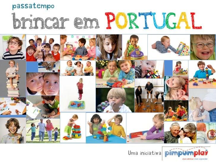 passatempobrincar em PORTUGAL             Uma iniciativa