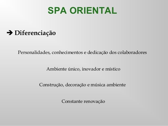 Spa oriental for Salon oriental
