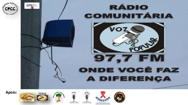 O Centro Popular de Cultura e Comunicação, denominado também pela sigla (CPCC), nasceu em 17 de Agosto de 2005, da união d...