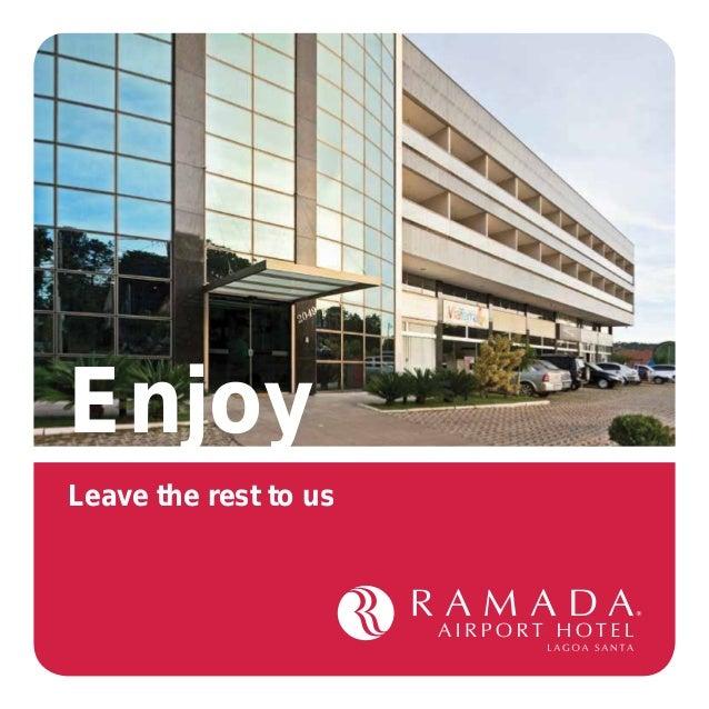 Ramada Airport Hotel Lagoa Santa - Versão em inglês
