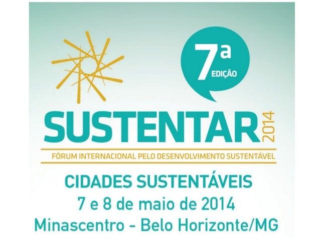 Nessa edição, o SUSTENTAR 2014 vai ser um espaço exibidor da 5ª Mostra Nacional de Produção Audiovisual Independente – Cir...