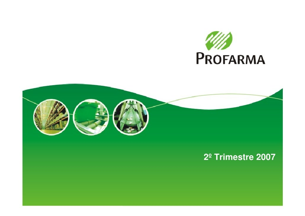 2º Trimestre 2007