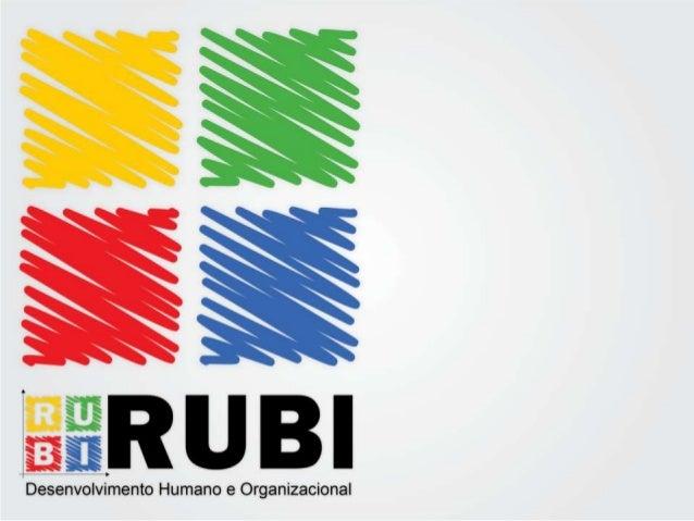 Quem é a Rubi?