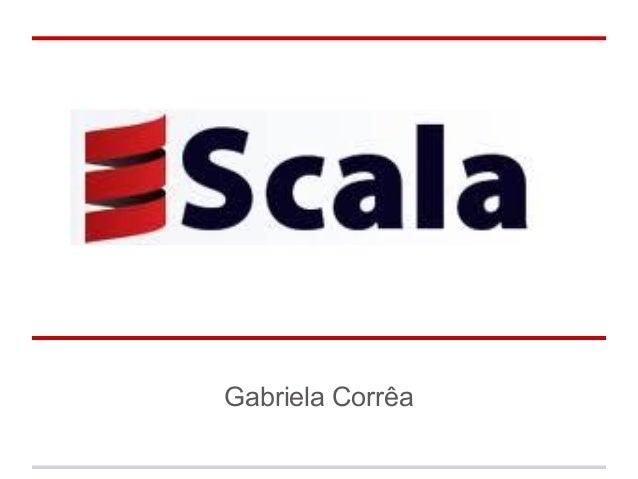 Scala - part 1