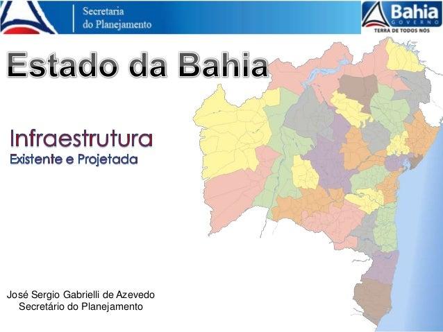 Apresentação seplan infraestrutura 07082013