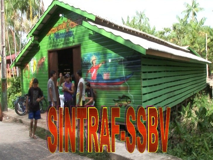 SINTRAF-SSBV