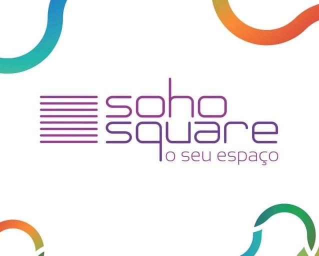 SOHO SQUARE - Patrimar - Vila da Serra - Belo Horizonte - Apartamento de 1 e 2 qtos. 31 9994-2839