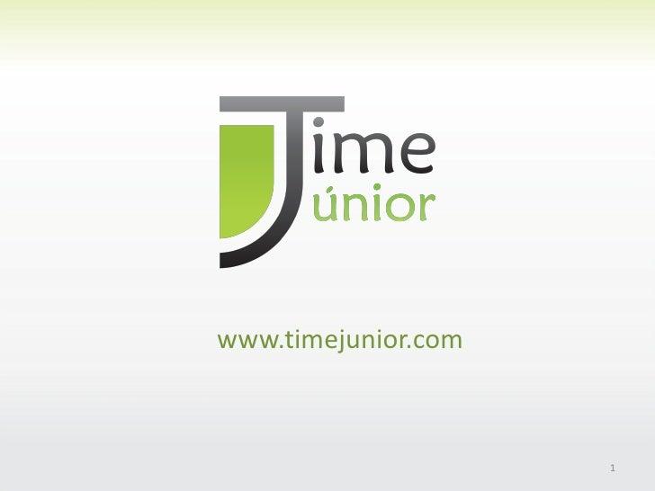 www.timejunior.com                     1