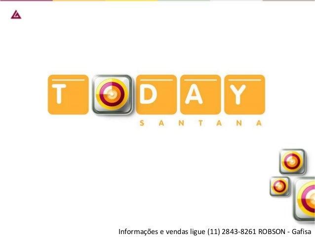 Informações e vendas ligue (11) 2843-8261 ROBSON - Gafisa