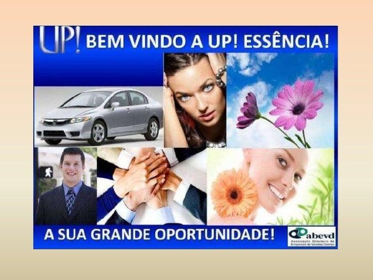 A UP Essência é uma empresa de vendas diretas.O produto da UP são perfumes importados,originais! Vindos da França, trazido...