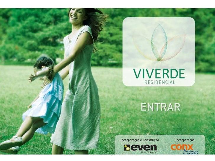 VIVERDE RESIDENCIAL - APARTAMENTOS NO RECREIO  - Ligue (21) 3091-0191
