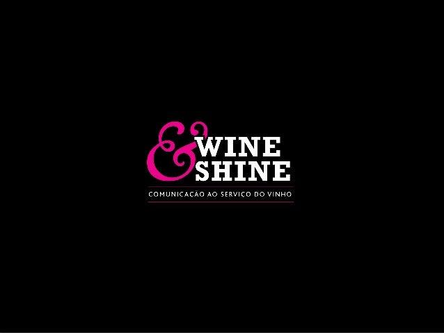 Wine & Shine 2013